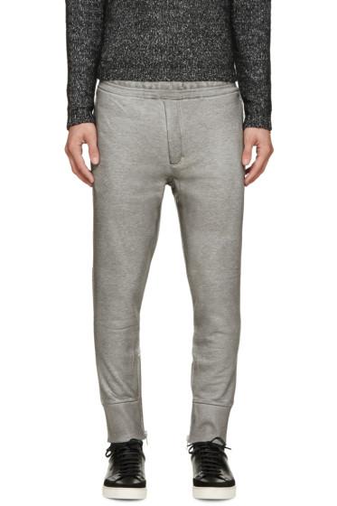 Diesel Black Gold - Grey Coated Pokoyoco Lounge Pants
