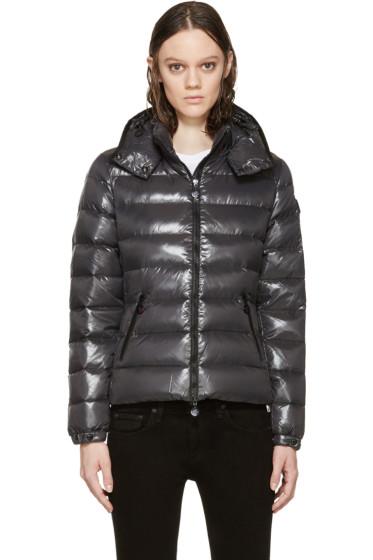 Moncler - Grey Down Bady Jacket