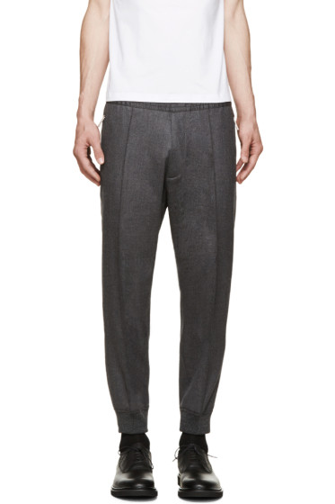 Dsquared2 - Charcoal Wool Lounge Pants
