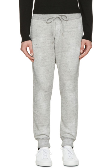 Dsquared2 - Grey New Sport Fit Lounge Pants