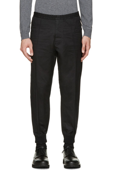 Dsquared2 - Black Twill Lounge Pants