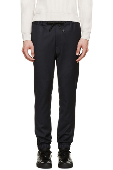 Marc Jacobs - Navy Casual Wool Trousers