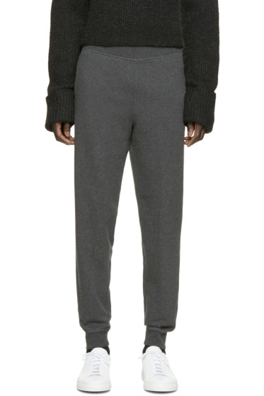 T by Alexander Wang - Grey Basic Lounge Pants