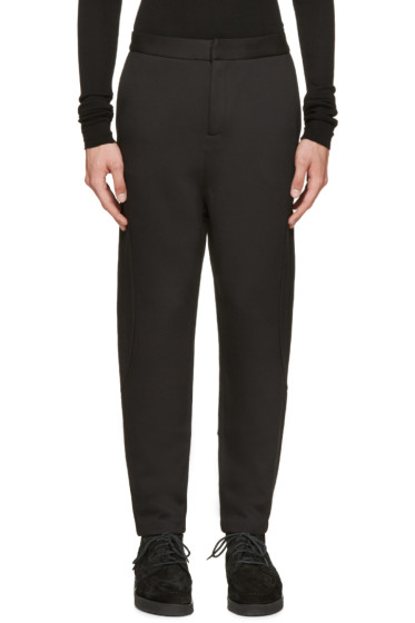 T by Alexander Wang - Black Skinny Lounge Pants