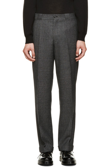 Paul Smith - Grey Wool Suit Trousers