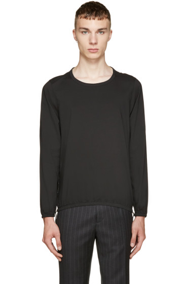 Paul Smith - Black Jersey Pullover