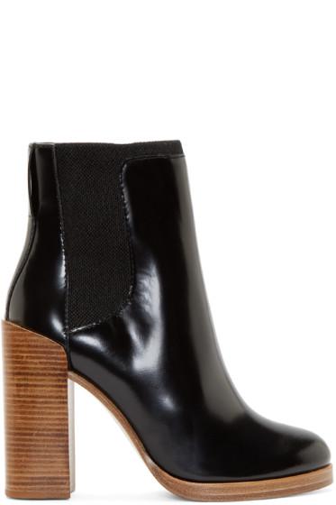 3.1 Phillip Lim - Black Emerson Chelsea Boots