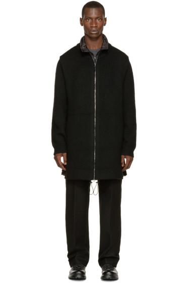 3.1 Phillip Lim - Black Wool & Nylon Jacket