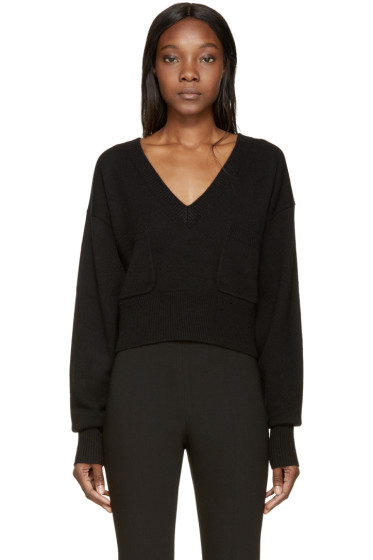 Chloé - Black Iconic Cashmere Sweater