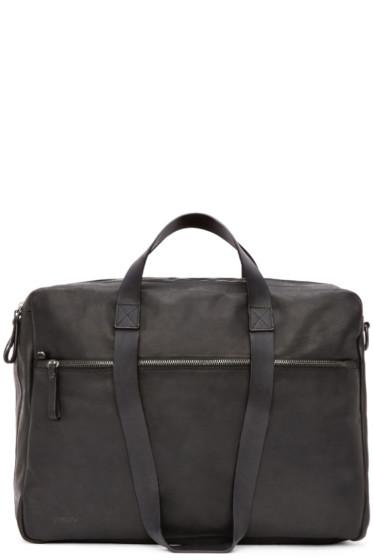 Marsèll - Black Leather Briefcase