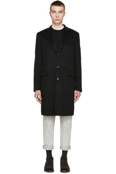 BLK DNM - Black Wool 1 Coat