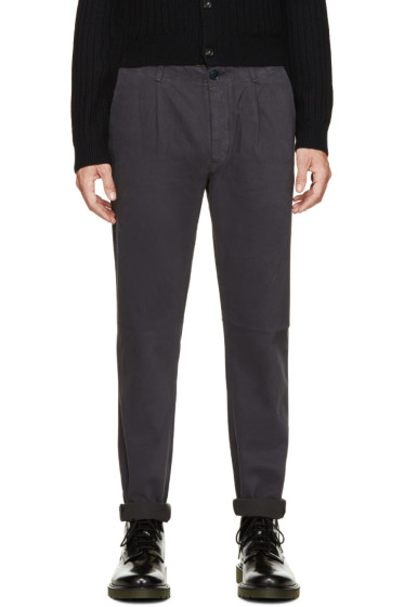 Paul Smith Jeans - Grey Classic Trousers