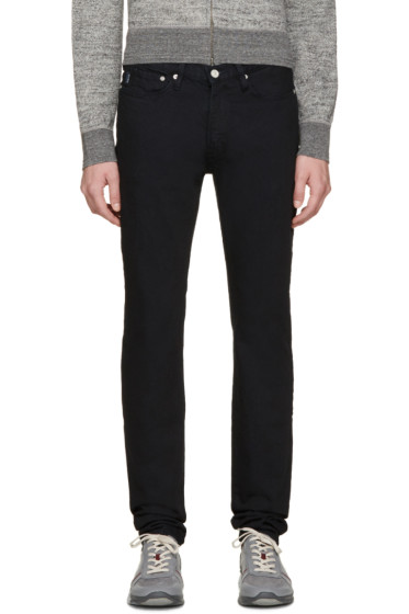 Paul Smith Jeans - Indigo Overdye Slim Jeans