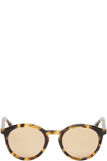 Thierry Lasry - Tortoise Flaky 228 Sunglasses