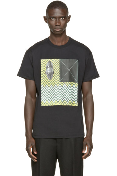 A.Sauvage - Black MC Doei Rapper T-Shirt