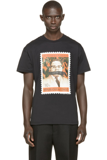 A.Sauvage - Black MC Makonde Rapper T-Shirt
