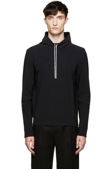 Calvin Klein Collection - Black Performance Hoodie