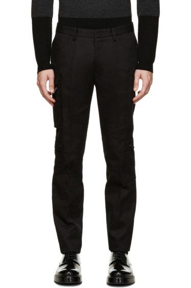 Calvin Klein Collection - Black Cargo Pants