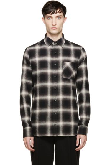Kolor - Grey Check Shirt