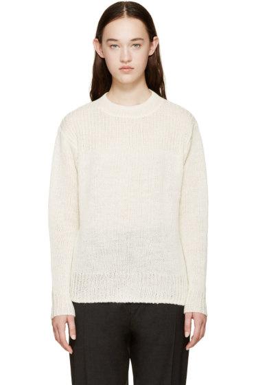 Isabel Marant Etoile - Cream Alpaca Ludlow Sweater