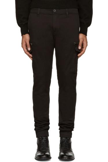 Diesel - Black Chi-Reeves Cargo Pants
