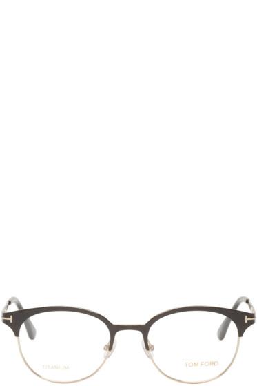 Tom Ford - Black & Gold FT5382 Glasses