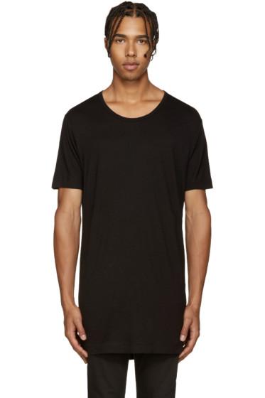 Diesel Black Gold - Black Jersey T-Shirt