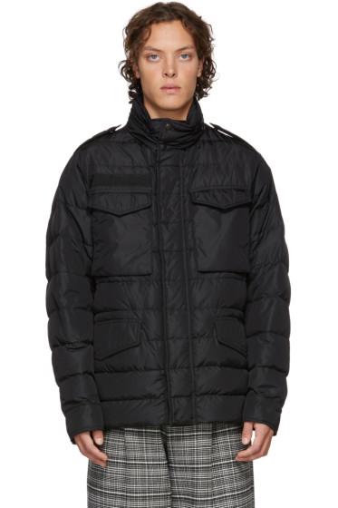 Moncler - Black Down Zacarie Jacket