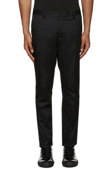 Dsquared2 - Black Twill Tokyo Trousers