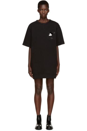 Marc Jacobs - Black Denim Disney Edition Dress