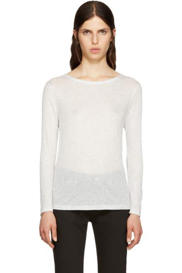 A.P.C. - Grey Regina T-Shirt