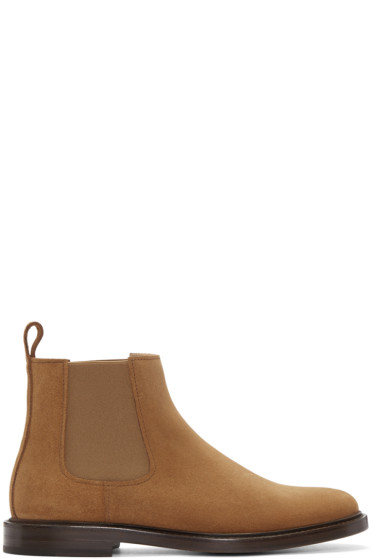A.P.C. - Brown Ethan Boots