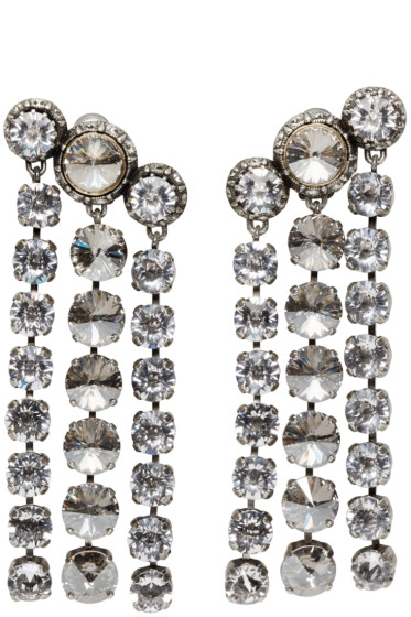 Lanvin - Crystal Drop Earrings