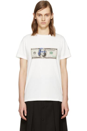 Opening Ceremony - White Ben T-Shirt
