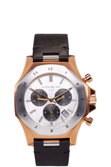 Givenchy - Rose Gold Five Watch