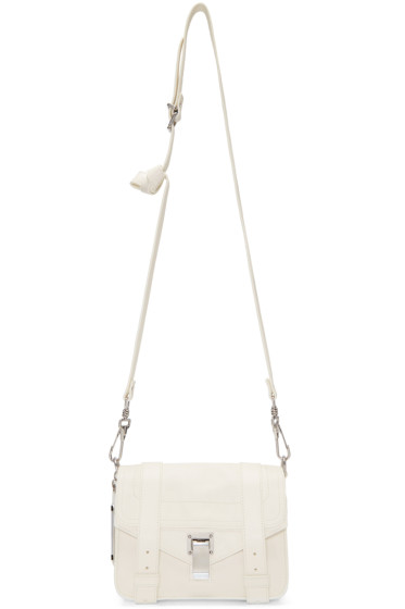 Proenza Schouler - White Mini PS1 Bag