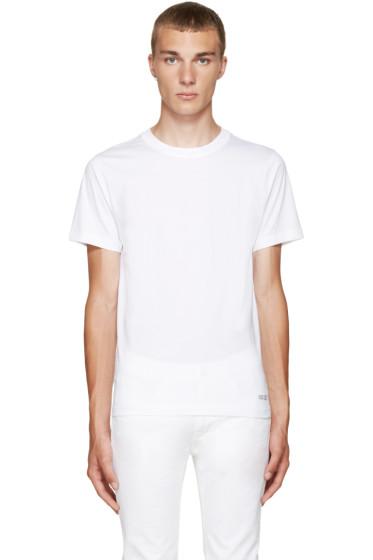 Kenzo - White Logo T-Shirt