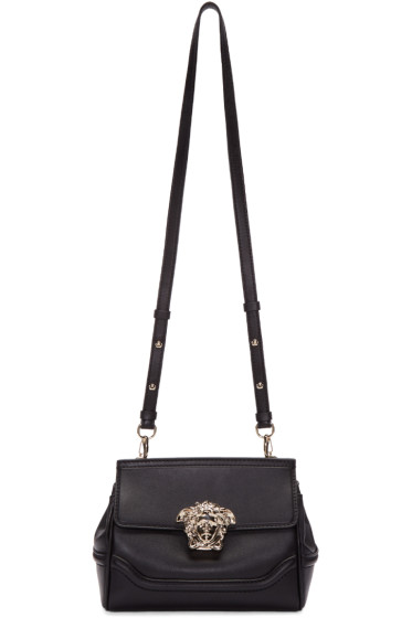 Versace - Black Small Medusa Bag