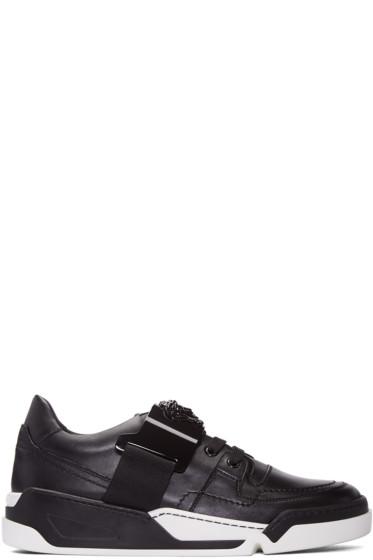 Versace - Black Medusa Sneakers