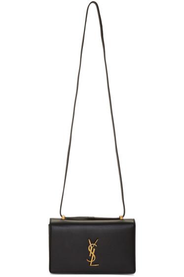 Saint Laurent - Black Small Monogram Dylan Bag