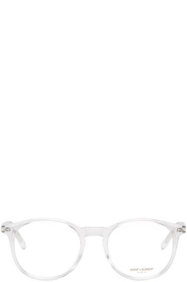Saint Laurent - Transparent SL 106 Surf Optical Glasses