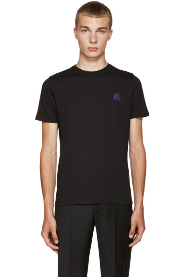 PS by Paul Smith - Black Logo T-Shirt