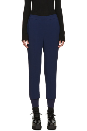 Stella McCartney - Blue Julia Trousers