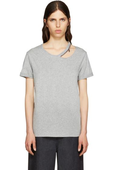 Stella McCartney - Grey Falabella T-Shirt