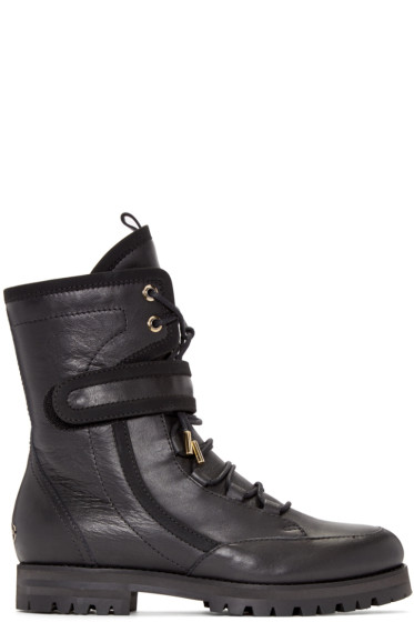 Jimmy Choo - Black Decker Boots