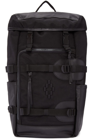 Marcelo Burlon County of Milan - Black Murallon Backpack