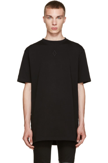 Marcelo Burlon County of Milan - Black Cerry Bayo T-Shirt