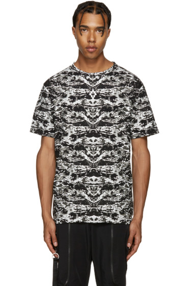 Marcelo Burlon County of Milan - Black Liaima T-Shirt