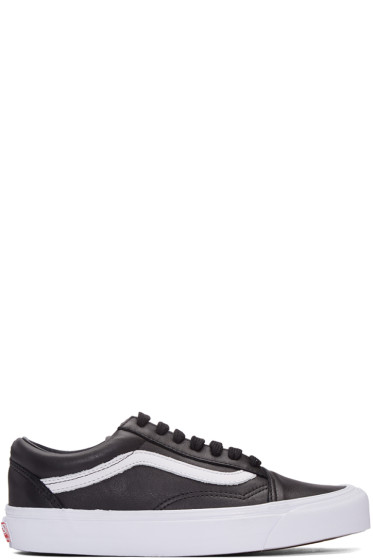 Vans - Black OG Old Skool LX Sneakers
