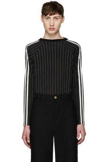 Wales Bonner - Black Maximilian T-Shirt
